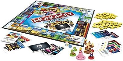 Monopoly Juego de Mesa, Multicolor (Hasbro C1815105): Amazon.es ...