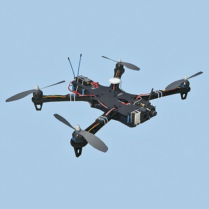 Great Planes GPMZ4800 RealFlight - Drón de Vuelo con Interlink ...