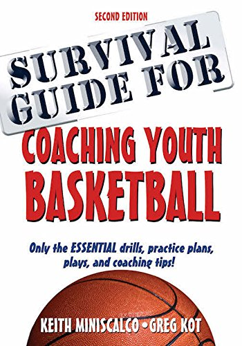 Survival Guide Coaching Youth Basketball 2nd ebook product image