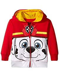 Nickelodeon boys Toddler Boys Paw Patrol Marshall Hoodie