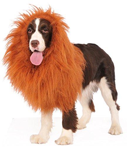 [Deluxe Lion's Mane] (Lion Dog Costume Amazon)
