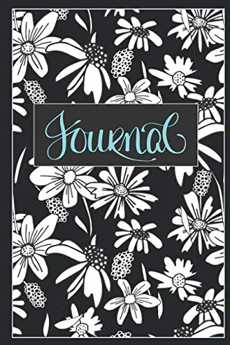 (Journal: An ultra-feminine notebook filled with beautiful line drawings - record your thoughts and decorate the pages in mindfulness and gratitude - great stress release)