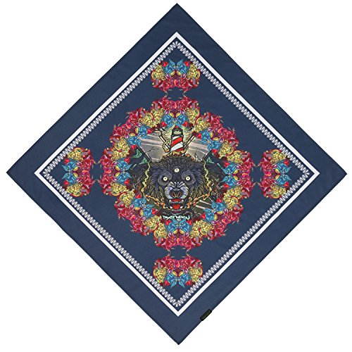 Bandana - Skull Cowboy For Men Women, Multipurpose, Exquisite (Design A Bandana)