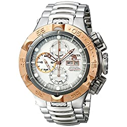 Invicta Men's 15492 Subaqua Swiss Made 25 Jewel Automatic Chronograph Watch