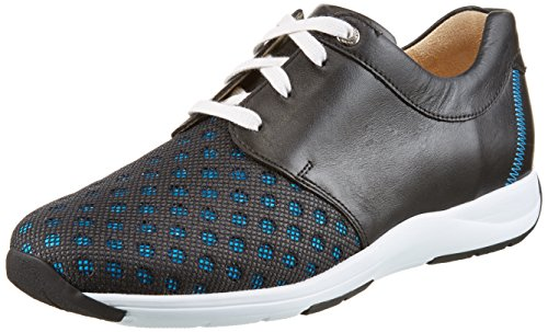 Gander Ladies Gianna-g Sneakers Multicolore (blu / Nero)