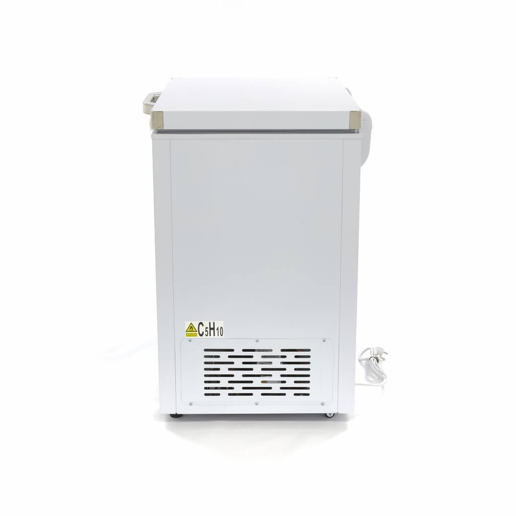Digital Deluxe congelador./dejarla 140L: Amazon.es: Industria ...