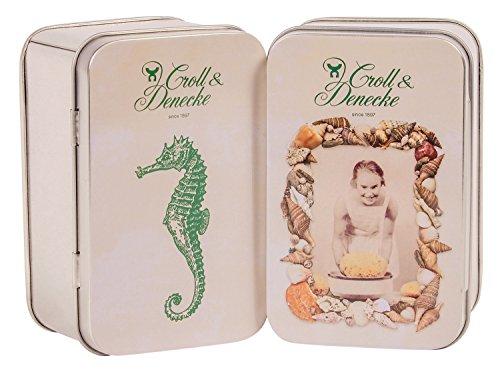Croll & Denecke dekorative Seifendose für unterwegs