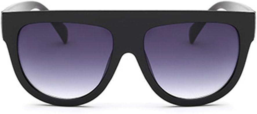 "Occhiali da sole oversize design da Aviatore con sommit/à piatta Dodo/® da donna e da uomo stile /""Kim K/"" o da celebrit/à di altri tempi"