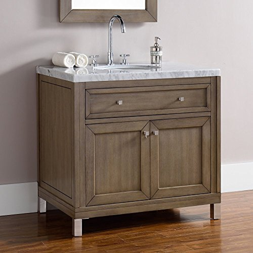 James Martin Chicago 36 In Single Bathroom Vanity Steam