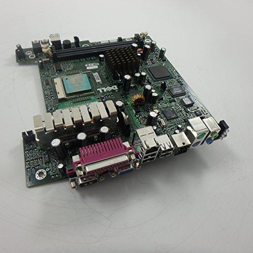 Genuine Dell 1U714 Optiplex SX260 USFF Ultra Small Form Factor Intel 845G Socket 478 DDR SDDRAM Motherboard Logic Main System Board Compatible Part Numbers: 1U714, 01U714 (Socket Intel 478 Motherboard)