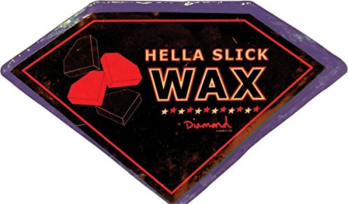 Curb Wax (Diamond Supply Co. Hella Slick Purple Skate Wax)