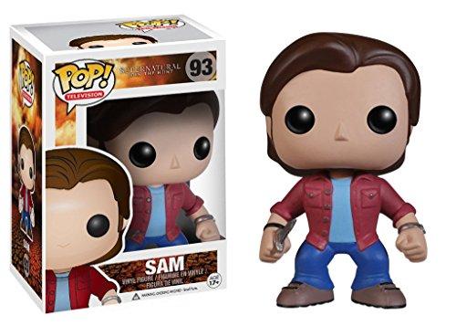 Funko POP Television: Supernatural Sam Action Figure (Sam Dean)
