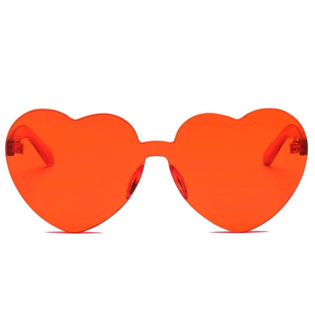 Amazon.com: lngry Mujer en forma de corazón caramelo ...