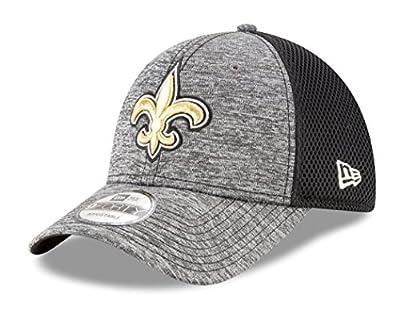 "New Orleans Saints New Era 9Forty NFL ""Shadow Turn"" Adjustable Hat"