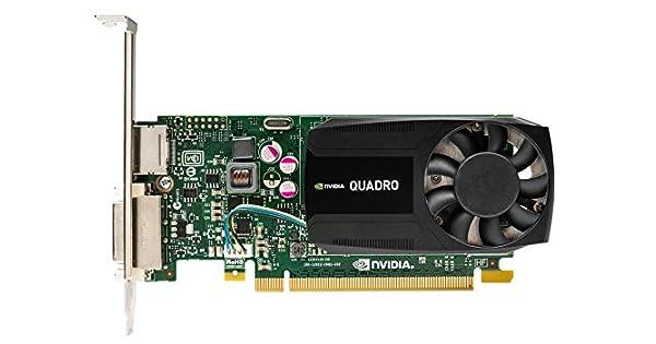 Amazon.com: Sparepart: HP NVIDIA Quadro K620 con 2 GB GDDR3 ...