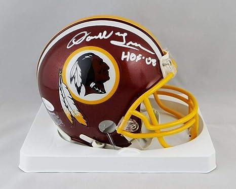 Amazon.com  Darrell Green Autographed Mini Helmet - w HOF Witness Auth  W -  JSA Certified - Autographed NFL Mini Helmets  Sports Collectibles 8effe3c78