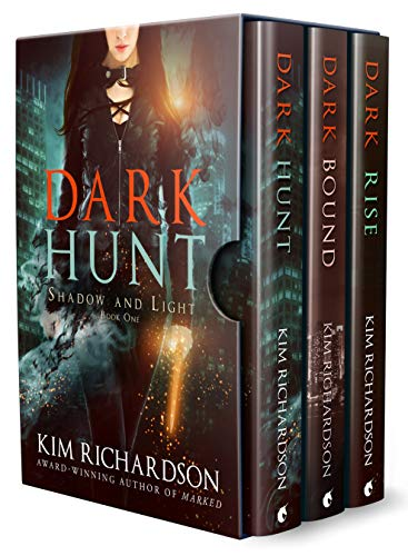 The Shadow and Light Series, Books 1-3 by [Richardson, Kim]