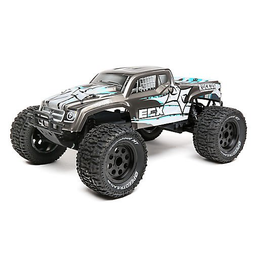 2wd Rtr Truck - 9