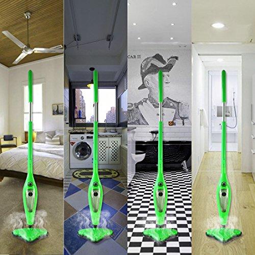 MissyeeDirect Steam Mop X12 Steam Cleaner for Floor Carpet Window ...