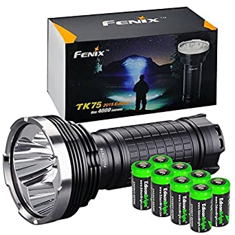 FENIX TK75 4000 Lumen 2015 Edition 4 CREE XM-L2 U2 LED