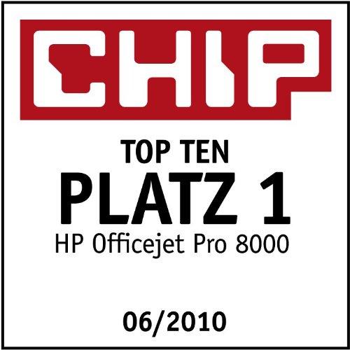 HP Officejet Pro 8000 A4 32MB Colour Inkjet Printer