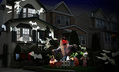 Halloween Projector S | Night Stars Celebration Series Led Image Motion Projection Light W