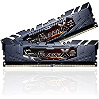G.SKILL Flare X Series 16GB (2 x 8GB) PC4-19200 2400MHz DDR4 Desktop Memory
