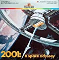 2001: A Space Odyssey Criterion Collection 3 Laserdisc Set -NOT DVDs