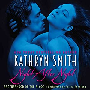 Night After Night Audiobook