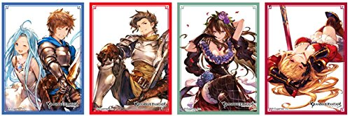 Granblue Fantasy Trading Character Sleeve Card Game Collection Set A Anime by AXIA