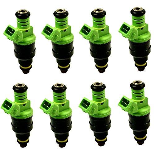 Fuel Injectors for GM LS Engines Set 8 42lb 440cc EV1 LT1 LS1 LS6 Ford Mustang SOHC DOHC - Skroutz Deals ()