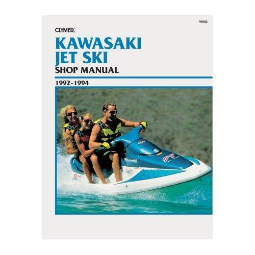 Politiker) Kawasaki Jet Ski 1992 – 1994 by Politiker)