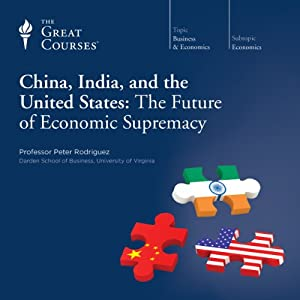 China, India, and the United States: The Future of Economic Supremacy Vortrag