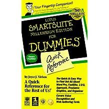 Lotus? SmartSuite? Millenium Edition For Dummies? by Joyce J. Nielsen (1998-08-19)