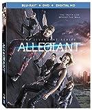 Allegiant Blu-ray/DVD Combo Shailene Woodley, Theo James