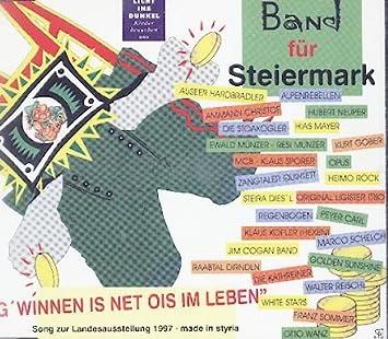 G Winnen Is Net Ois Im Leben Single Audio Cd Band F R