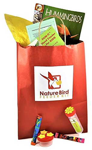 Hand Held Hummingbird Feeder Gift Bag by Nature Bird for sale  Delivered anywhere in USA