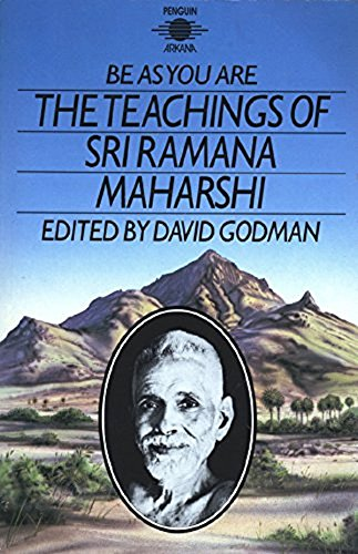 Be As You Are: The Teachings of Sri Ramana Maharshi (Compass)