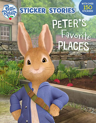 Peter's Favorite Places (Sticker Stories)