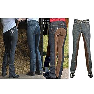 HKM PRO TEAM Pantalon d'Žquitation Jodhpur Miss Blink