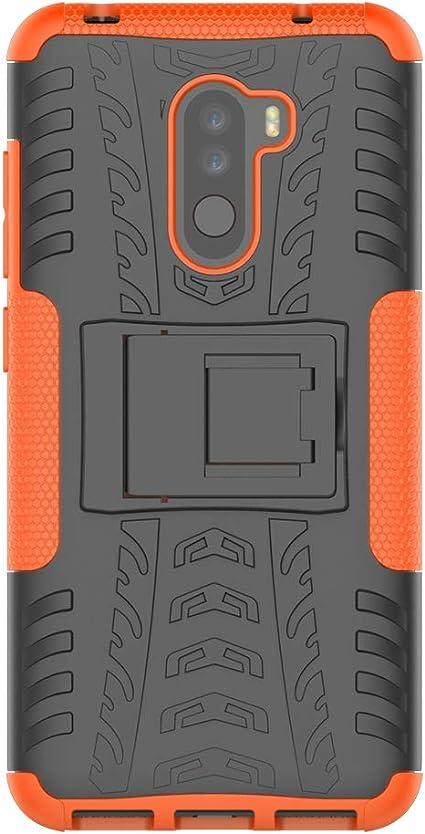 OFU®Para XiaoMi Pocophone F1 Smartphone, Híbrido Caja de la ...