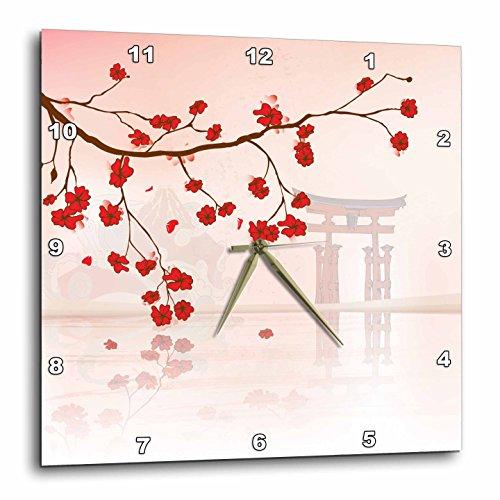 3dRose dpp 116168 2 Beautiful Branching Reflecting
