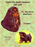 English Toy Spaniel Champions, 2007-2009, Linzy, Jan and Wheeler, Shae, 1558933018