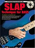 Slap Technique for Bass Guitar, Stephan Richter, 0947183167