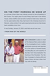 Man of the World: The Further Endeavors of Bill Clinton from Simon & Schuster