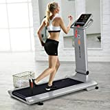 1.5HP LED Compact Folding Treadmill Exercise Fitness Running Machine w/USB MP3