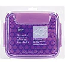 Wilton Decorate Smart Tip Organizer Case, Cake Decorating Supplies