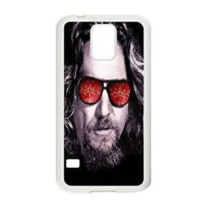 Movies The Big Lebowski Case Cover Skin Stars for Samsung Galaxy S5 Case AML787249