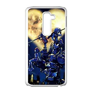 Simple And Clean Kingdom Hearts Cell Phone Case for LG G2