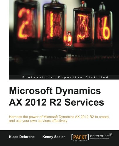 Microsoft Dynamics AX 2012 R2 Services ebook